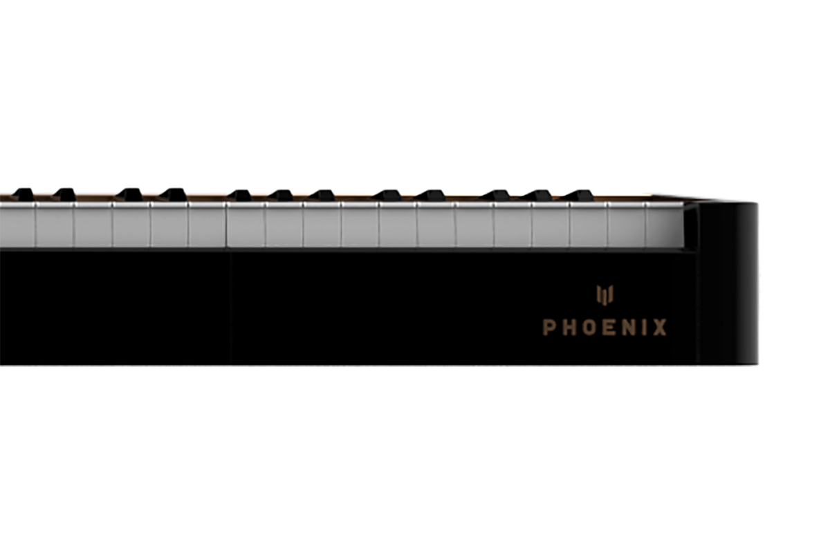 Piano Phoenix right side